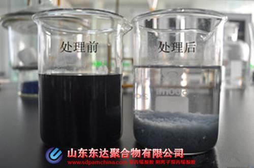 水处理聚丙烯酰胺的详细研究和介绍