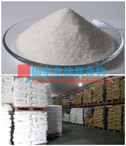 聚丙烯酰胺聚合的制作方法