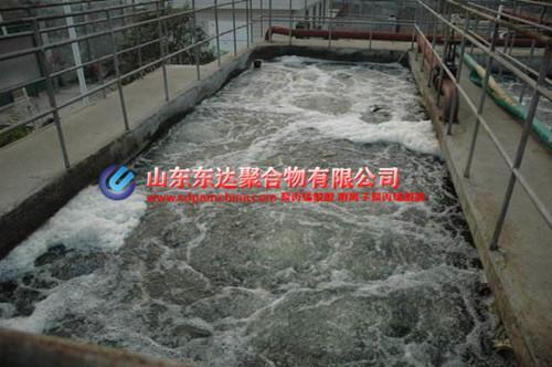 污水处理时聚丙烯酰胺过量添加会起到反作用